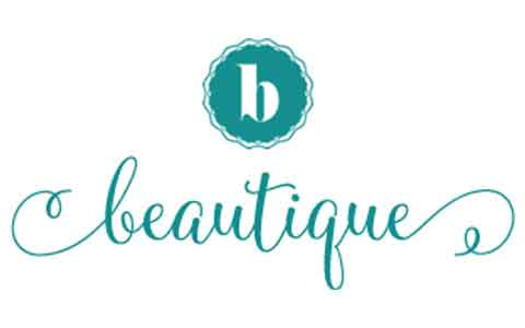 Beautique Gift Cards