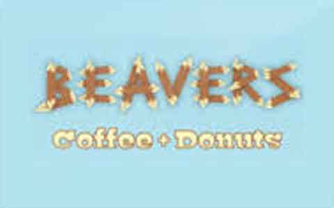 Beavers Coffee + Donuts Gift Cards