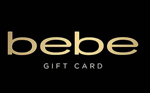 Bebe Gift Cards