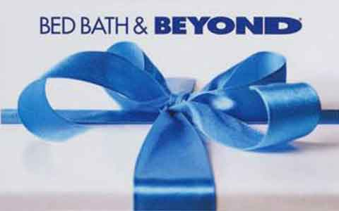 Bed Bath & Beyond (Online Only) Gift Cards