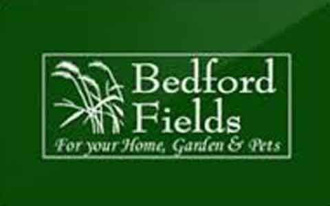 Bedford Fields Home & Garden Center Gift Cards