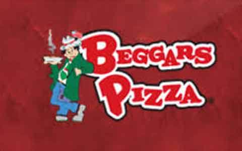 Beggars Pizza Gift Cards
