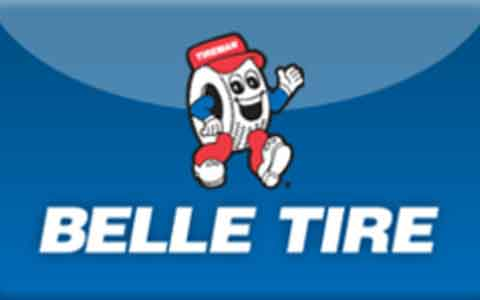Belle Tire Gift Cards