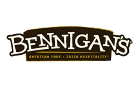 Bennigan's Gift Cards