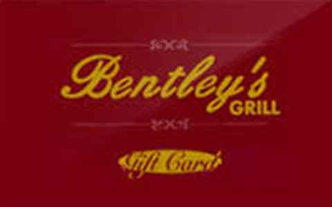 Bentley's Grill Gift Cards
