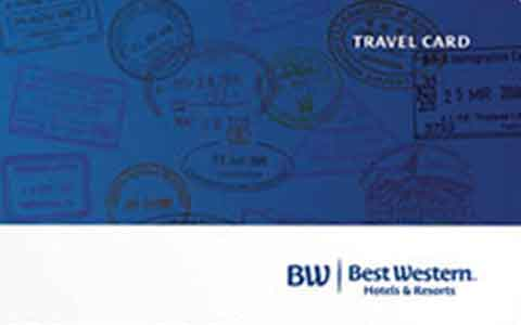 Best Western Hotel Gift Cards