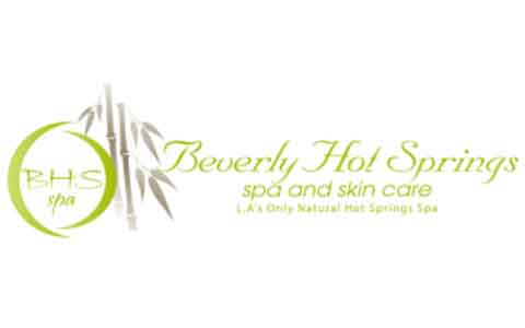 Beverly Hot Springs Gift Cards