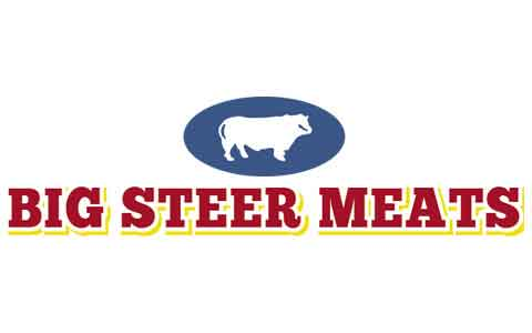 Big Steer Meats Gift Cards