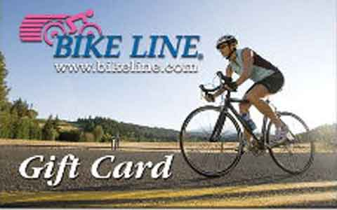 Bike Line Gift Cards