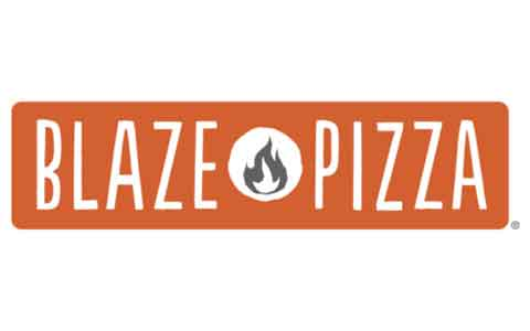 Blaze Pizza Gift Cards
