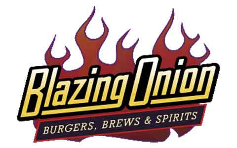 Blazing Onion Gift Cards