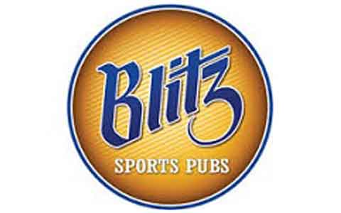 Blitz Sports Pubs Gift Cards