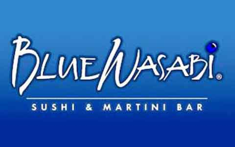 Blue Wasabi Gift Cards