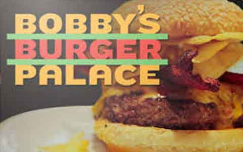 Bobby's Burger Palace Gift Cards