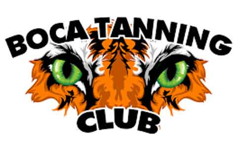 Boca Tanning Club Gift Cards