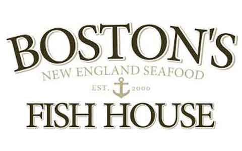 Boston's Fish House Gift Cards