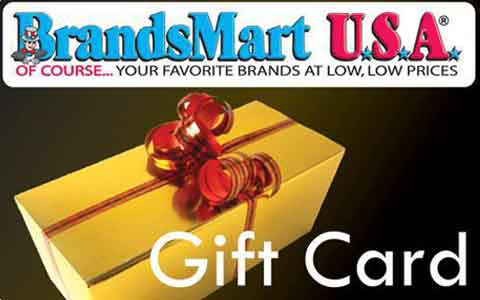 BrandsMart USA Gift Cards