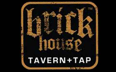 Brick House Tavern + Tap Gift Cards