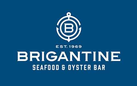 Brigantine Seafood & Oyster Bar Gift Cards