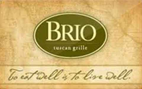 Brio Tuscan Grille Gift Cards
