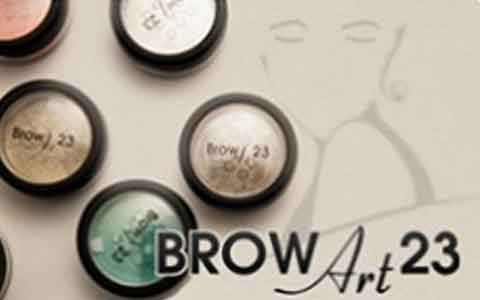 Brow Art 23 Gift Cards