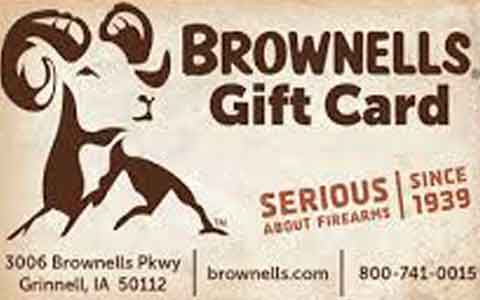 Brownells Gift Cards