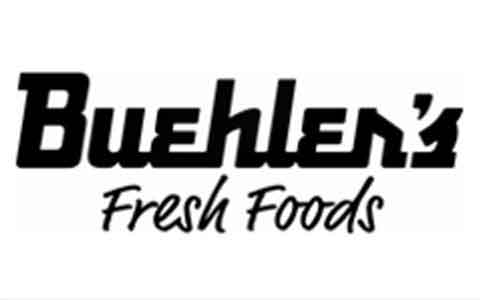 Buehler's Fresh Foods Gift Cards