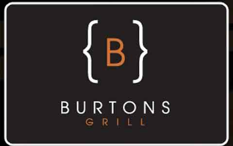 Burtons Grill Gift Cards
