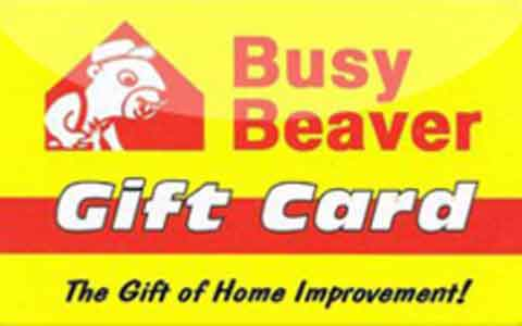 Busy Beaver Gift Cards
