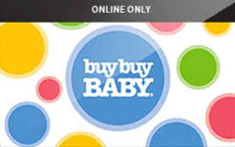 Buy Buy Buy Baby (Online Only) Gift Cards