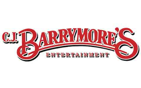 C.J. Barrymore's Gift Cards