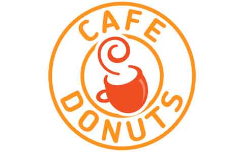Cafe Donuts Gift Cards