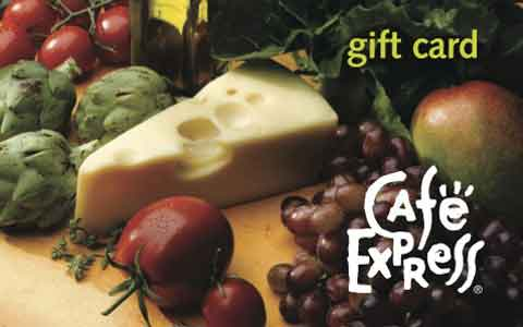 Cafe Express Gift Cards
