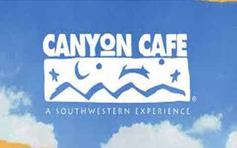 Canyon Cafe Gift Cards