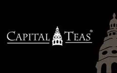 Capital Teas Gift Cards
