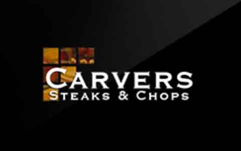 Carvers Steaks & Chops Gift Cards