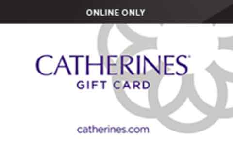 Catherines (Online Only) Gift Cards