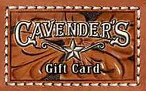 Cavender's Gift Cards