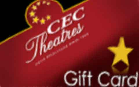 CEC Theatres Gift Cards