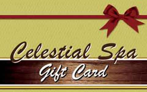 Celestial Spa Gift Cards