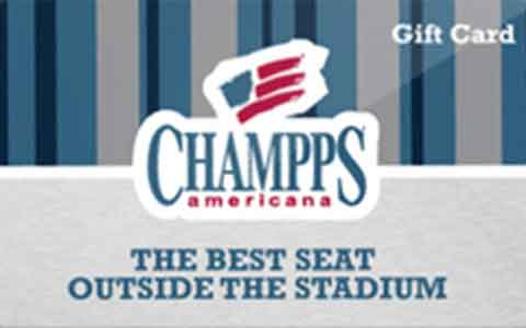 Champps Americana Gift Cards
