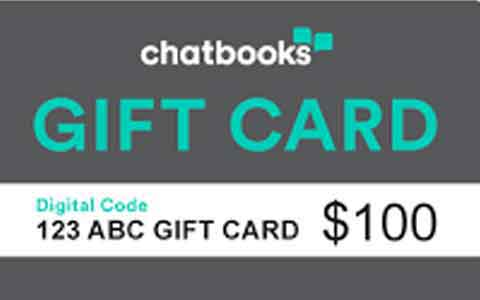 Chatbooks Gift Cards