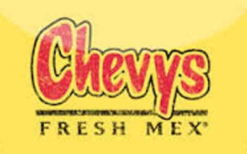 Chevys Fresh Mex Gift Cards