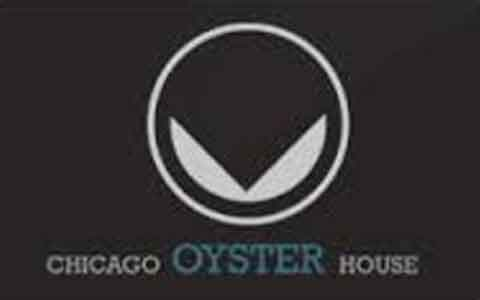 Chicago Oyster House Gift Cards