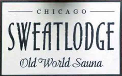 Chicago Sweatlodge Gift Cards