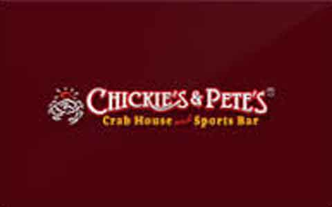 Chickie's & Pete's Gift Cards