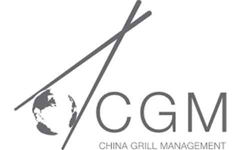 China Grill Management Gift Cards