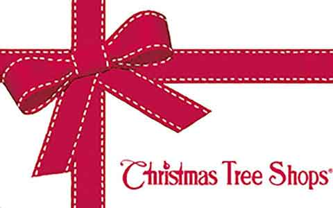 Christmas Tree Shops Gift Cards