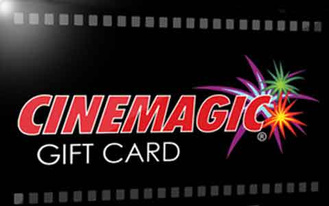 Cinemagic Gift Cards
