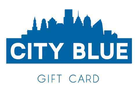 City Blue Gift Cards